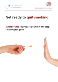 Get ready to quit smoking