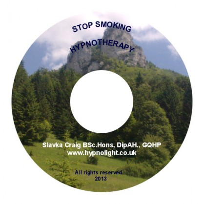 Stop Smoking Hypnotherapy CD