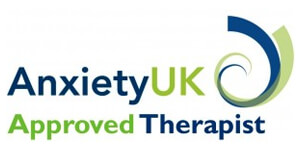 Approved therapist anxiety UK